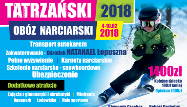 Tatrzański obóz narciarski 4-10.02.2018